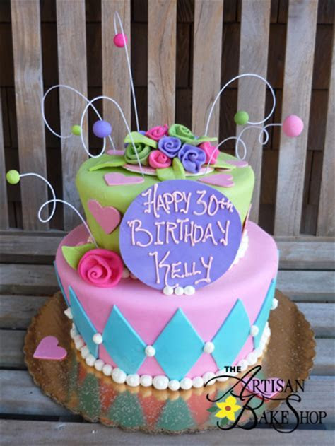 Wonky Topsy Turvy Cakes, Custom Whimsical Tiered Cakes