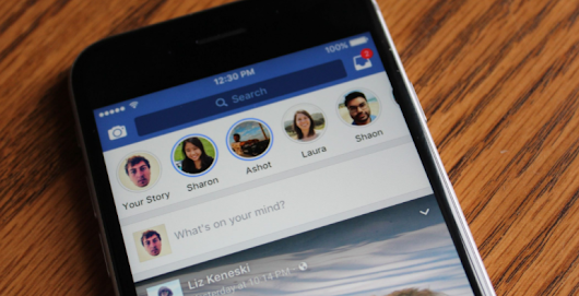 Facebook Stories: The Latest Feature | DamonazDesign.com