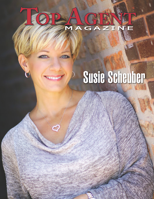 TOP REAL ESTATE AGENT IN ILLINOIS SUSIE SCHEUBER