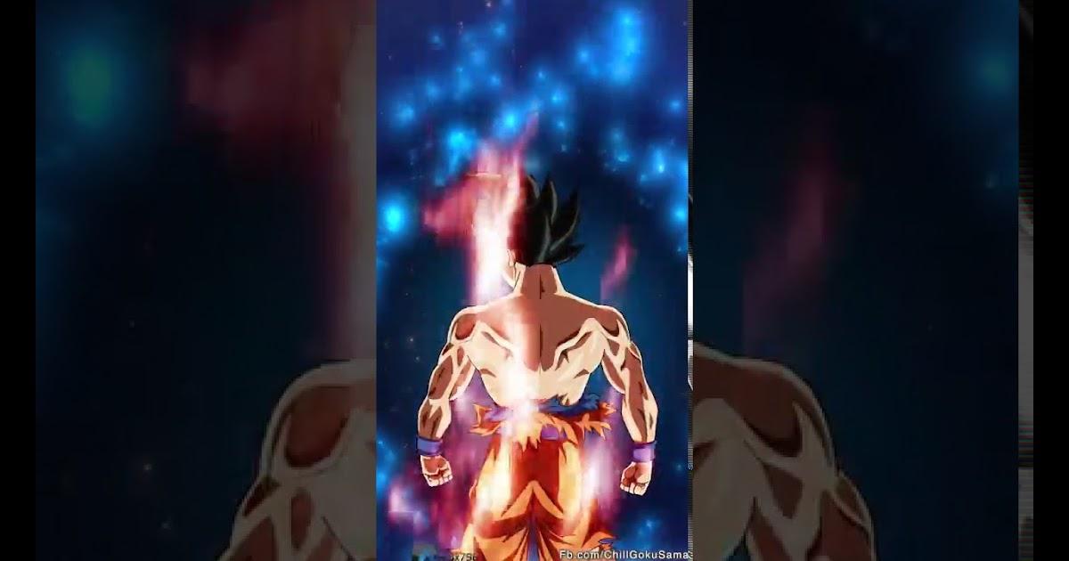 Goku Ultra Instinct Live Wallpaper Gambarku