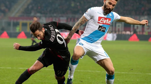 5 things we learned from Milan 1-2 Napoli * Top-soccer