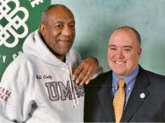 Bill Cosby & Denis Guyer