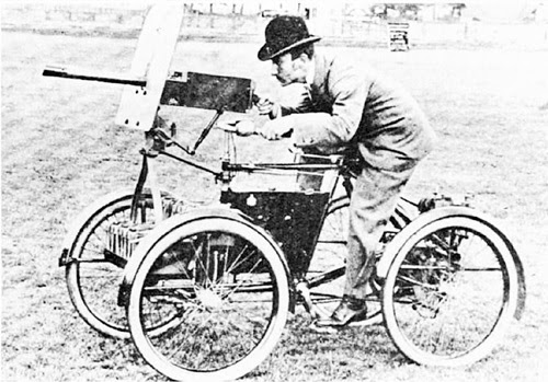 Simms Motor Scout 1899