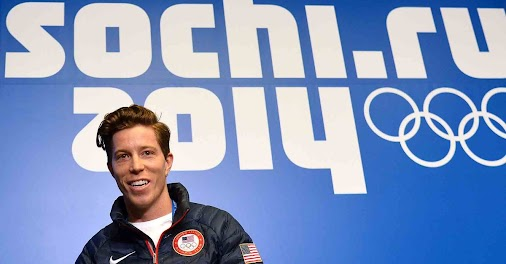 Shaun White Drops Out of Slopestyle Event in Sochi