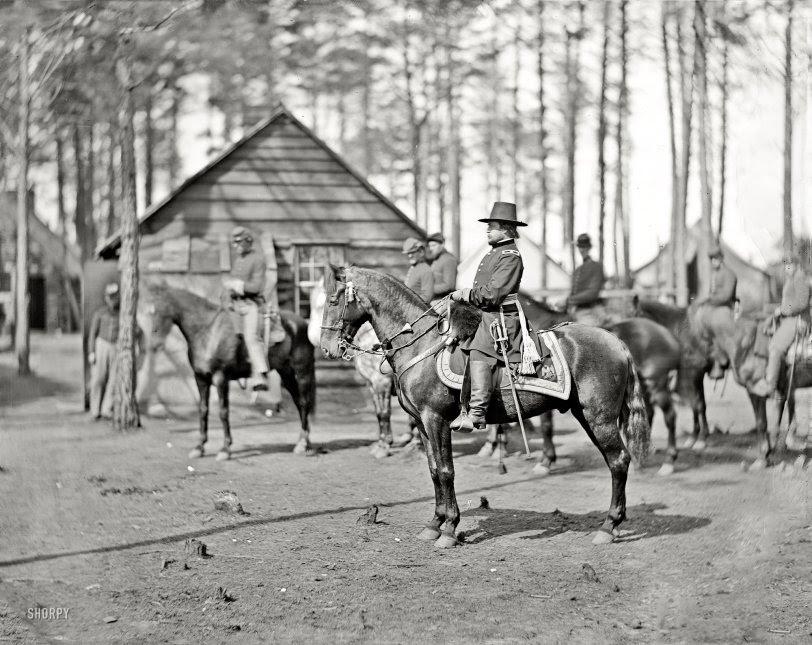 Rufus Rides Again: 1864