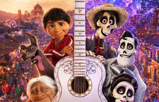 Final Trailer For Pixar's COCO is Here | FizX