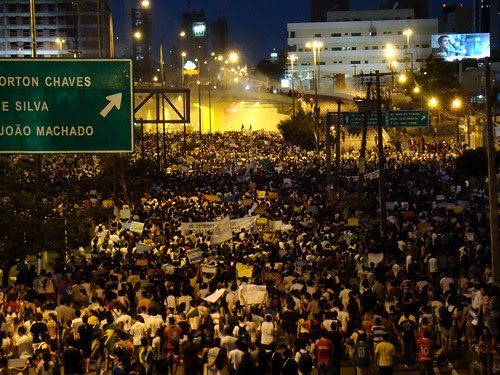 Revolta do Busão - Natal - 20.06.2013
