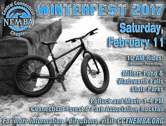 "Central CT NEMBA on Twitter: ""Winterfest 2017! Saturday, February 11. Details:  """