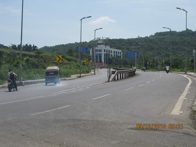 From Chandani Chowk to Kishor Developers' Bhagwati Floriana 1 BHK 2 BHK Flats behind Maratha Mandir at Bavdhan Khurd in PMC Pune 411 021