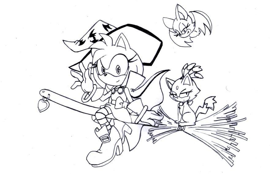 halloween sketch by SMSSkullLeader on DeviantArt