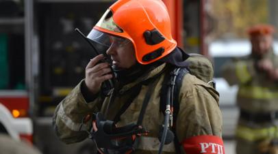 В России предложили сажать на 10 лет за повлёкшие гибель пожарных поджоги