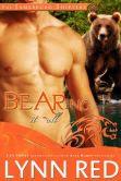 Bearing It All (Alpha Werebear Shifter Paranormal Romance)