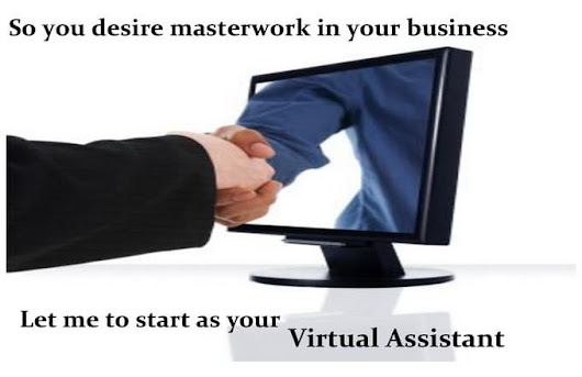 mfazlulh : I will be your virtual assistant for 3 hours for $5 on www.fiverr.com