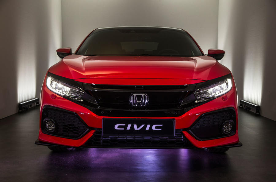 Civic Hatchback 1.000 CC Turbo