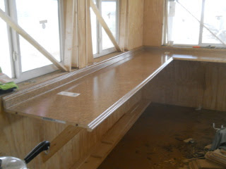 Kitchen Counter Left Side
