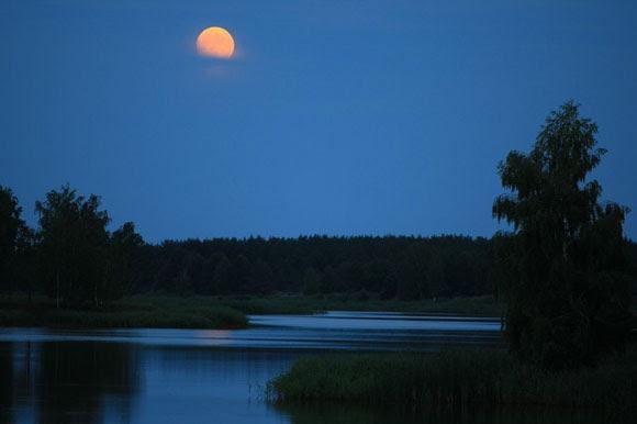Влияние луны на клев рыбы, календарь  влияния луны на клев ИЮНЬ