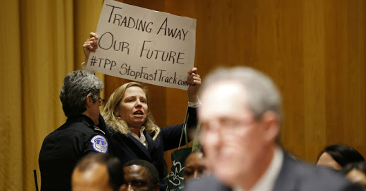 "Do You Know What ""TPP"" Stands For? Because You Really Should."