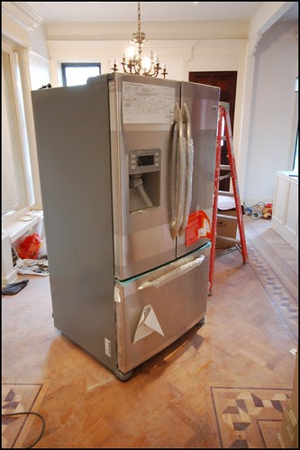 Ge Profile French Door with Ice Dispenser
