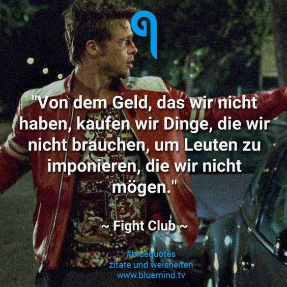 fight club zitate