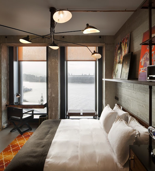 Hot new hotels: Sir Adam, Amsterdam