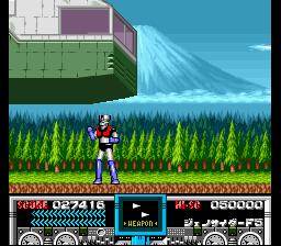 Mazinger Z - SuperNintendo (1)