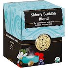 Buddha Teas Organic Herbal Tea, Skinny Buddha Blend - 18 bags, 0.95 oz box