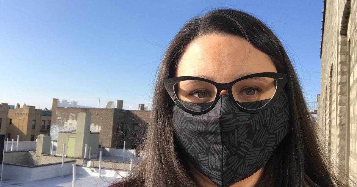 Face Mask Glasses Fog Meme - MASK