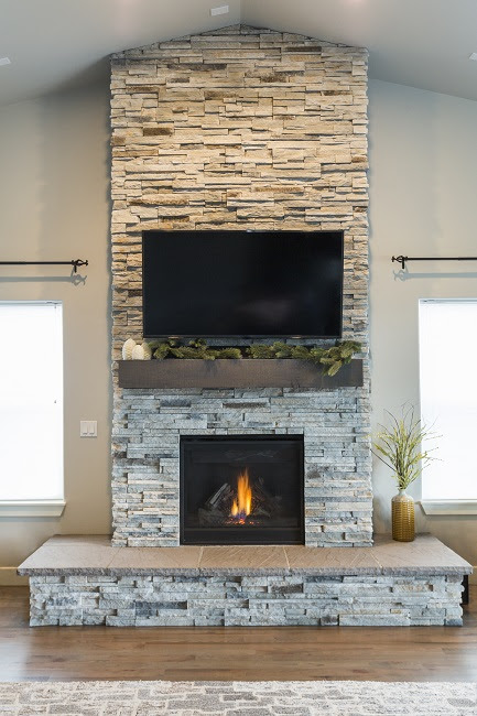 3 Alternatives to Mounting Your Television Above the Fireplace - AVS