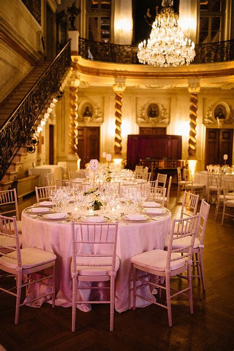 Anderson House Wedding in Washington DC   Winter Elegance