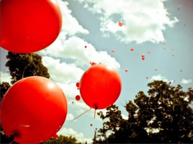 99 Globos rojos para Darío