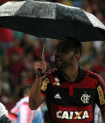Alecsandro, Flamengo x Vasco (Foto: Gilvan de Souza / Flamengo)