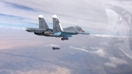 The UK can't stay 'mum' over Russian bombing of Special Forces base in Syria - DefenceReport
