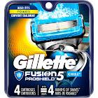 Gillette Fusion Proshield Cartridges, Chill - 4 cartridges