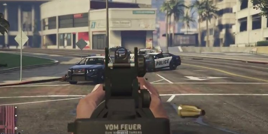 Graphic Violence Can Be 'Art' Says 'Grand Theft Auto' Publisher