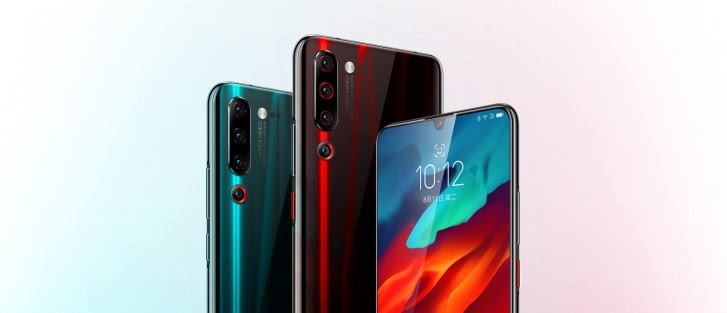 Lenovo Z6 Pro with quad cameras, SD 855, 12 GB RAM and 512 GB storage is official
