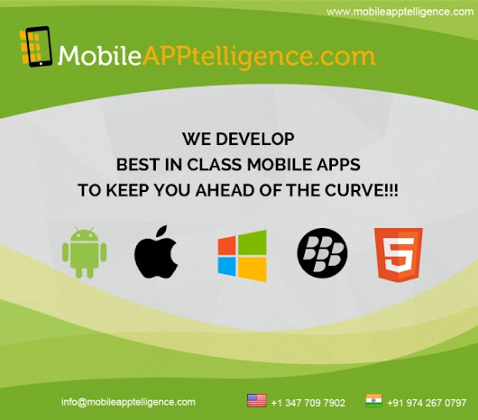 Enterprises in Egypt, Saudi Arabia, UAE are Hiring Android App Companies in India for Mobility Solutions
