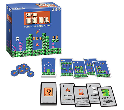 For the love of gaming - Experience Super Mario in a whole new way! - A Little Crunchy
