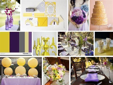Wedding Ideas on Pinterest   Yellow Weddings, Purple