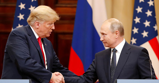Poll: Trump's handling of Putin meeting at Helsinki Summit, Russia election meddling and U.S. intelligence agencies - CBS News