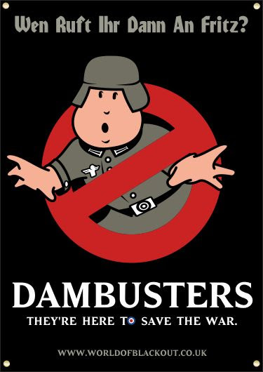 Ghostbusters Dambusters