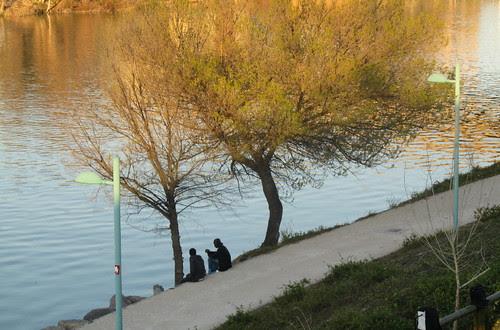 Africanos en el Ebro 2 by JoseAngelGarciaLanda