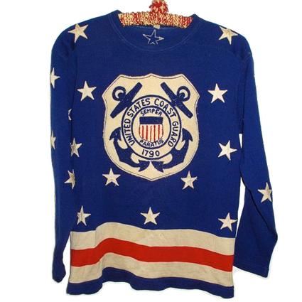 US Coast Guard 43-44 jersey, US Coast Guard 43-44 jersey