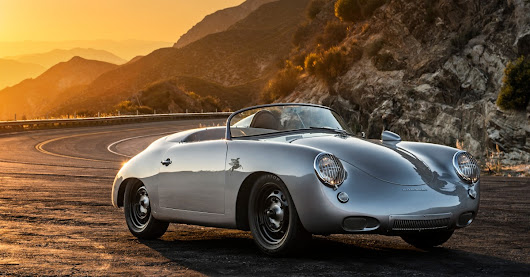 This 356 Is Fully Capable Of Hunting Modern Porsches