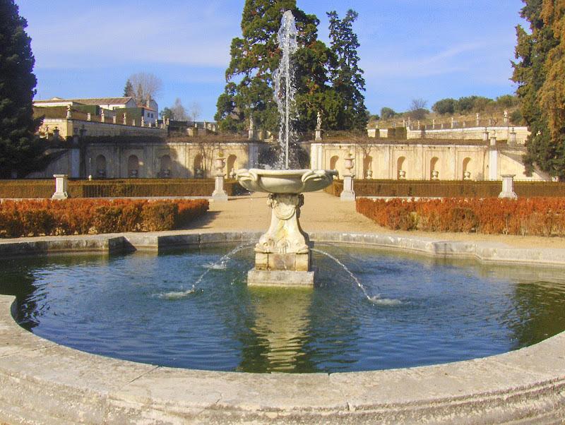 Jardines de la Quinta del Duque de Arco