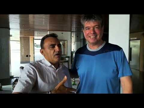 Em vídeo prefeito Nen e deputado federal Rui Carneiro reafirmam parceria