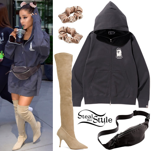 ariana grande's clothes  outfits  steal her style