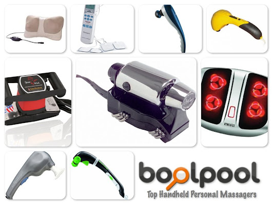 Reviews of Top 10 HandHeld Personal Massagers