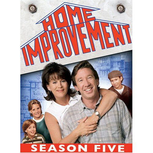 Home Improvement The Complete Fifth Season DVD 2006 3