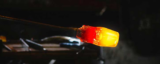 Make Your Next Masterpiece at this Glass Blowing Workshop