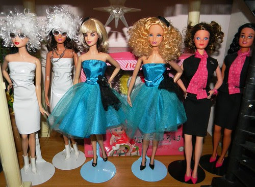 Barbie Convention 2012 Table Gifts